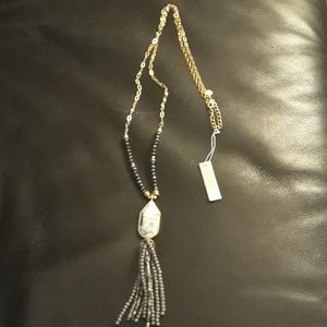 NEW Spartina 449 Long Tassel necklace
